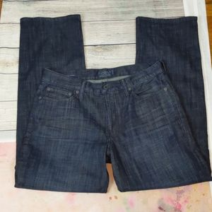 Lucky brand 361 vintage straight jeans size 33x32